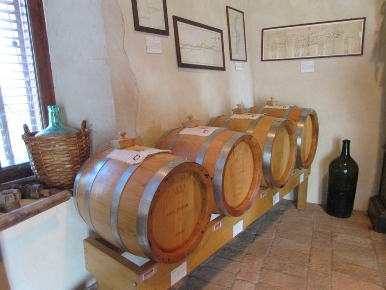 Castello_Spezzano acetaia.jpg