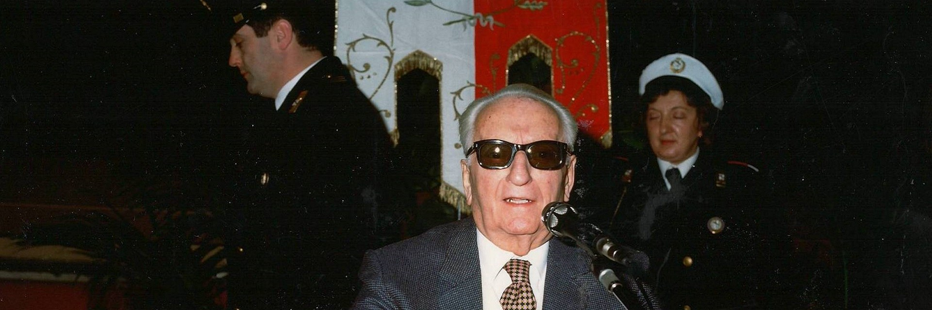 Enzo Ferrari, a citizen of Fiorano