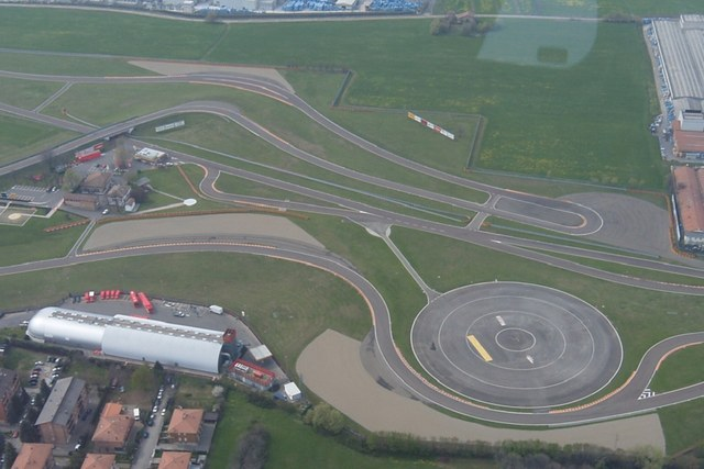 Fiorano Circuit and the 'Motor Cities Network'