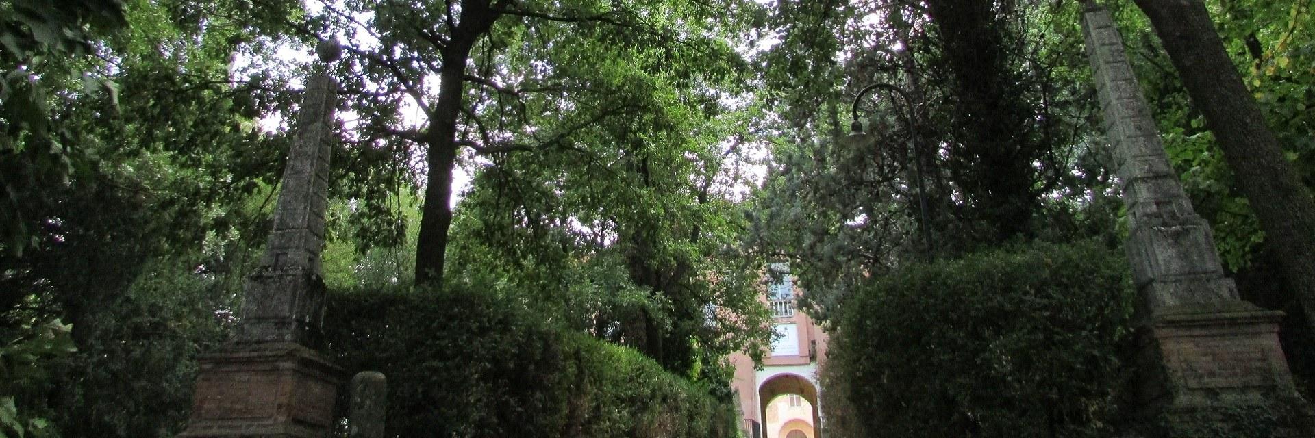 Il parco storico del Castello