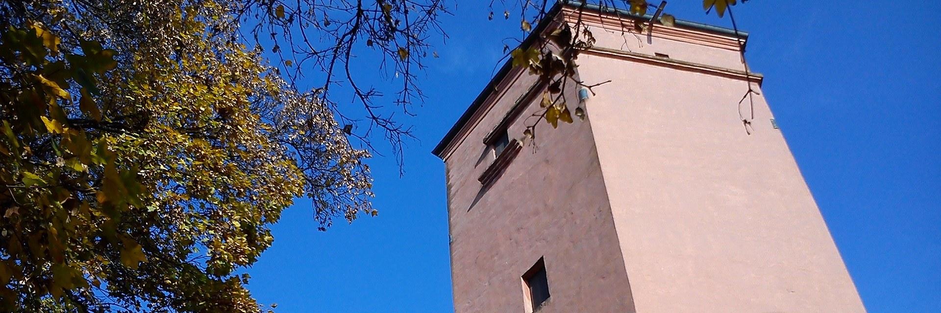 La torre pentagonale