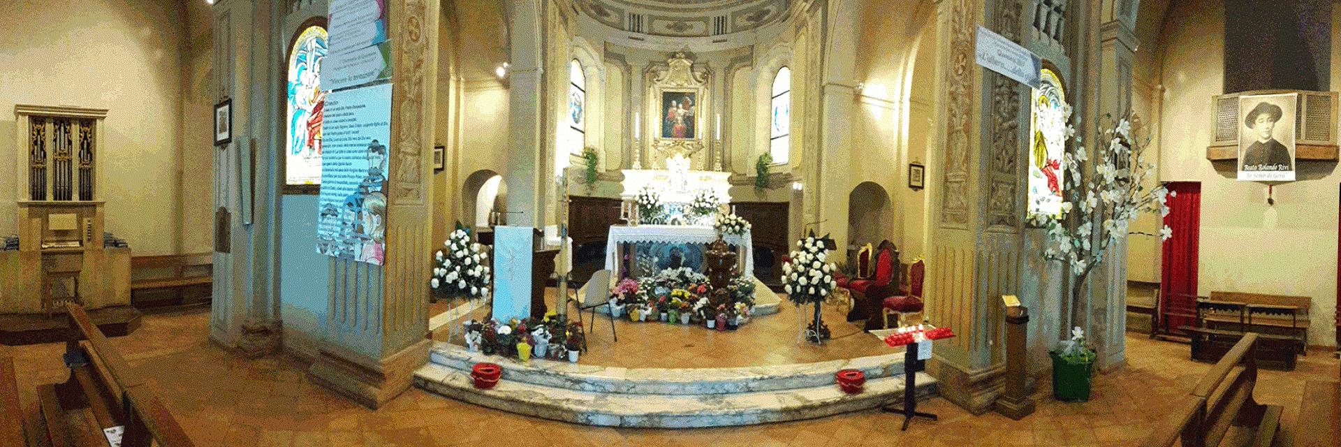 Chiesa parrocchiale di Spezzano
