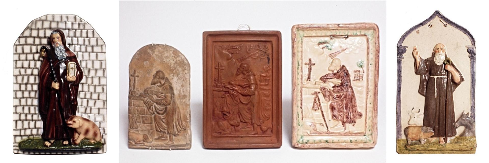 Collezione ceramiche devozionali