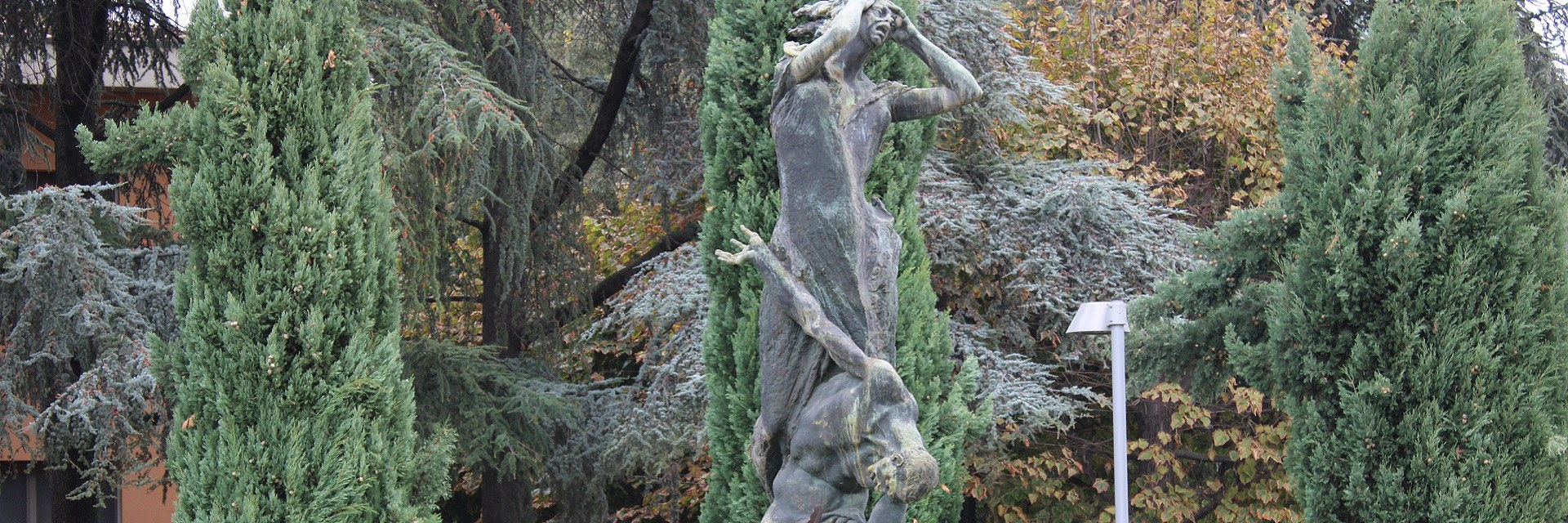 Statua di Marino Quartieri